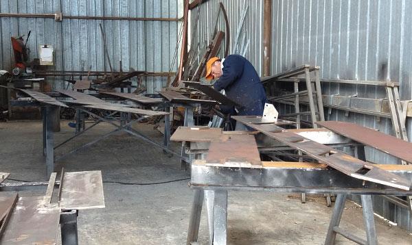 Tecno Metal - Lavorazioni Artigianali - Rosolini, Siracusa
